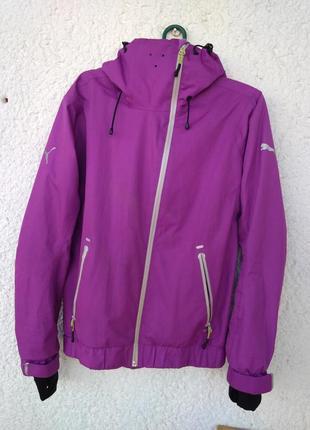 Куртка puma трекинг лыжная art 558204 женская шторм