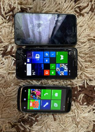 лот Nokia Lumia 975 978 610