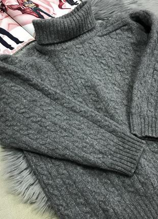 Свитер под горло, модный свитер , кофта