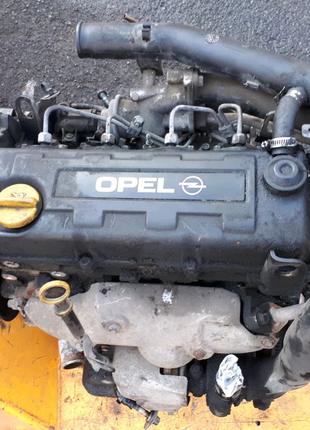 Двигатель Opel Combo, Astra , Meriva 1.7DTI (Y17DT)