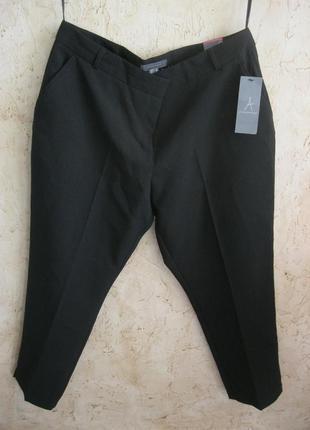 Новые базовые брюки сигаретки чиносы с карманами 16