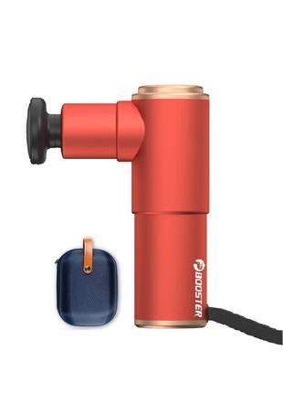 Booster Mini Red / перкусионный, мышечный, триггерный, массажер