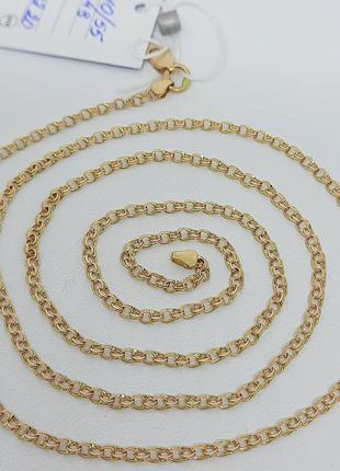 Золотая цепочка. золото 585