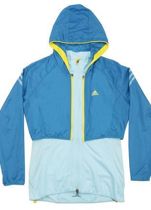 Куртка /ветровка для занятий спортом adidas