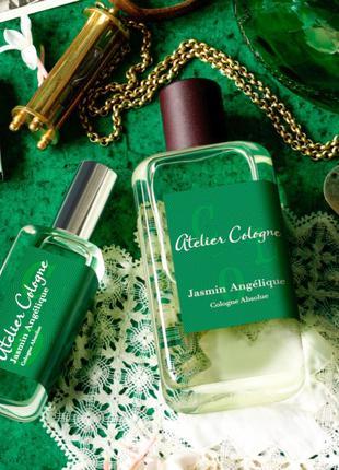 Atelier Cologne Jasmin Angelique Оригинал Cologne  5 мл Затест