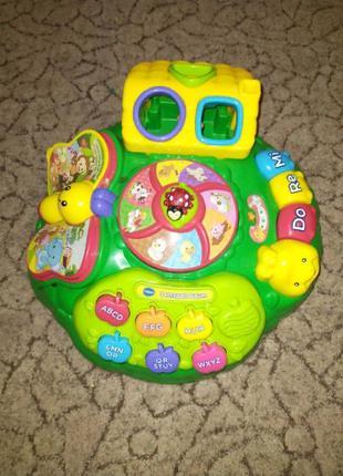 Детский развивающий столик,планшетка,мелкая моторика