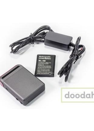 GPS трекер TK102 AM 12V - авто мото (+ блок на 12V)