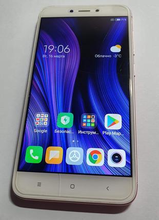 Телефон XIAOMI Redmi 4Х