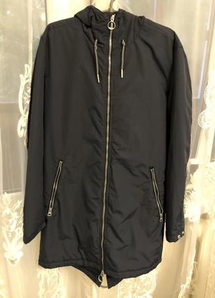 Куртка-плащ «Pull & Bear» waterproof