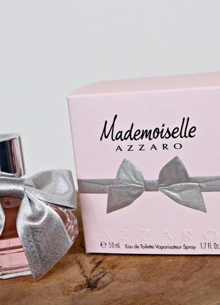 Azzaro Mademoiselle Оригинал EDТ  10 мл Затест_туал.вода