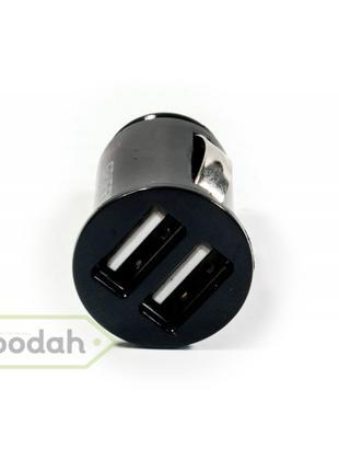 Зарядное устройство для USB от прикуривателя - Griffin Mini Dual