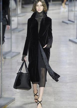 Бархатное пальто на теплом подкладе, тренч, кардиган от фирмы ...