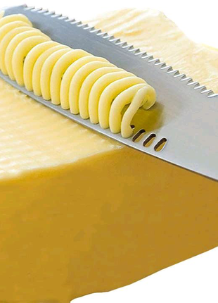 Кухонний ніж для масла 3 в 1 / Кухонный нож для масла 3 в 1