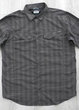 Рубашка columbia р. xl