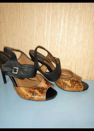 Босоножки basconi туфли сандали женская обувь 35 размер