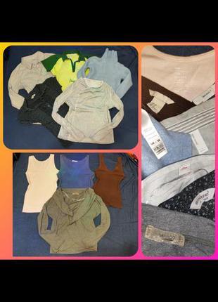 Комплект одежды для девушки женские вещи футболка майка гольф