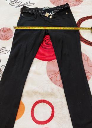 Лосины утепленные брюки теплые штаны на флисе зимние леггинсы