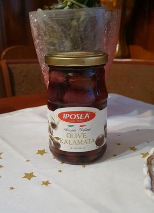 "Оливки Iposea ""Каламата"""