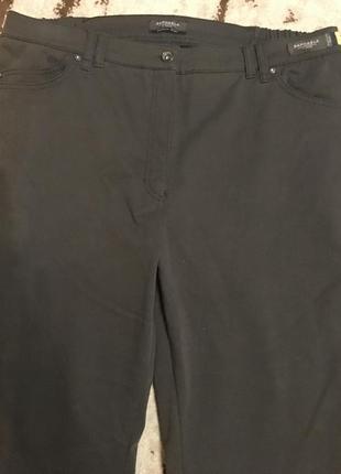 Стрейчевые плотные  турецкие джинсы raphaela  и джинсы 64 размера