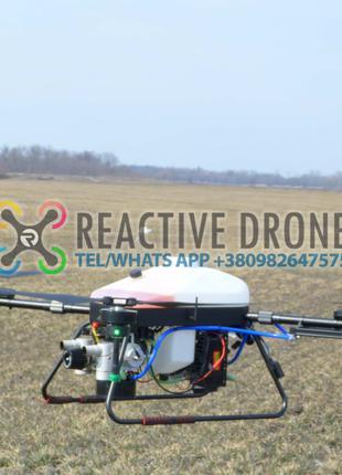 Гибридный Аграрный Дрон Reactive Drone Hybrid RDH20