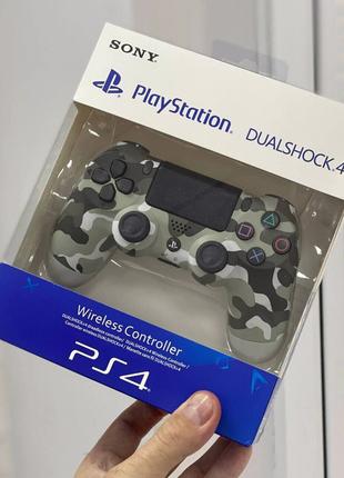 Люкс-копия беспроводного геймпада Sony PlayStation Dualshock 4 V2