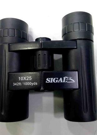Бинокль Sigal 10x25