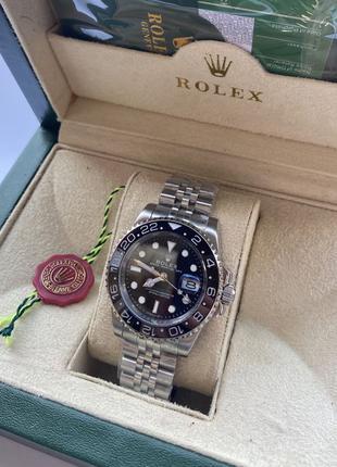 Наручные часы Ролекс Rolex GMT Master II Batman (rolex submari...