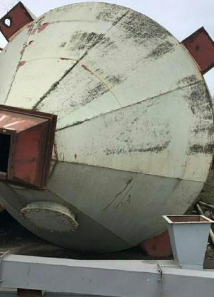 Продам силос емкость резервуар 103 м3 с опорами