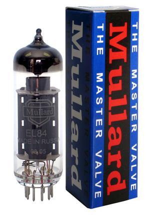 Вакуумная лампа MULLARD EL84