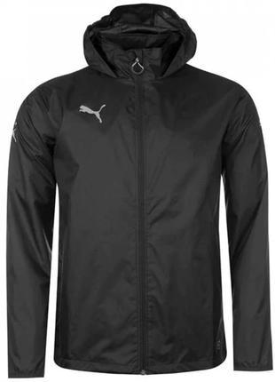 Мембранная куртка дождевик puma essential rain