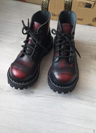 Стилы, берцы женские, ботинки стальной носок, берці, стіли