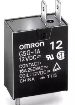 G5G-1A 12VDC Omron Реле электромеханическое