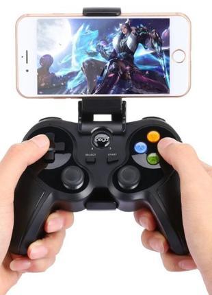 Джойстик для телефона, беспроводной геймпад Ipega PG 9078 Blue...