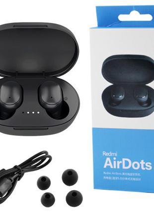 Беспроводные наушники Xiaomi Redmi AirDots EarBuds Bluetooth н...