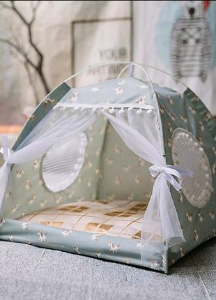Домик палатка для котика или маленькой собачки