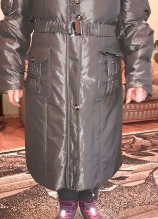 Новая зимняя куртка из кролика
