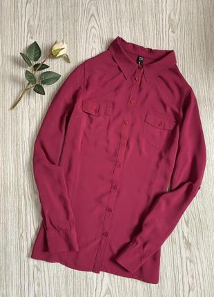 Рубашка вискозная