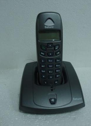 Радиотелефон saturn st 1518