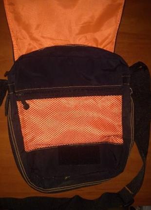 Мужская сумка через плечо мессенджер новая