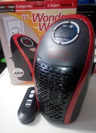 Портативный обогреватель wonder warm (rovus handy heater) 500 вт