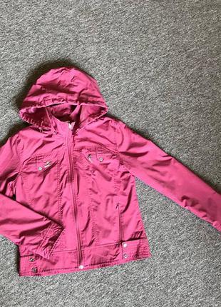 Яскрава вітровка hoipolloi, куртка на весну-літо, ідеальний ст...