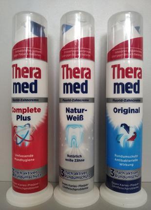 Theramed / Терамед зубна паста (зубная паста) 100 мл. Німеччина