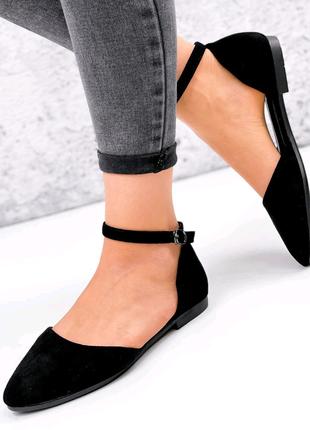 Балетки туфлі