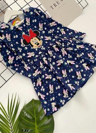 Платье для девочки 3-5 лет