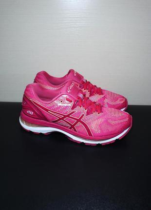 Оригинал asics gel-nimbus 20 t850n женские кроссовки для бега ...