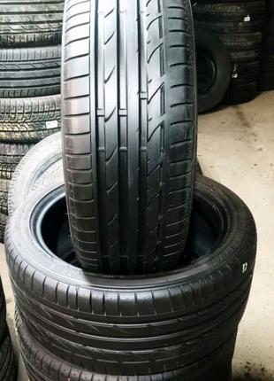 Комплект разношир 225/45 r18  255/40 r18 Bridgestone Potenza S001