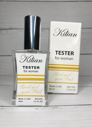 Тестер kilian good girl gone bad 60 ml