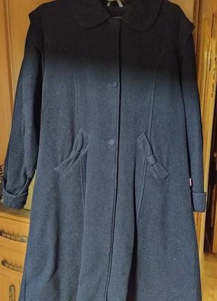 Шерстяное пальто reima, р. 152