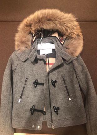 Оригинальная детская куртка Burberry