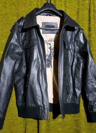 Кожаная куртка John Devin original Germany